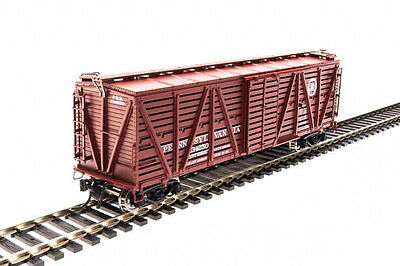 HO Scale - BROADWAY LIMITED 2536 PENNSYLVANIA 40' Dispatch K7 Stock Car