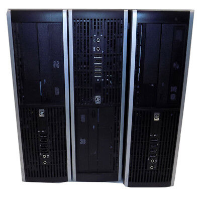 (Lot of 3) HP 6000 Pro Desktop DualCore 2x 3.06 1x 2.8GHz 2GB 1066MHz Ram No HDD