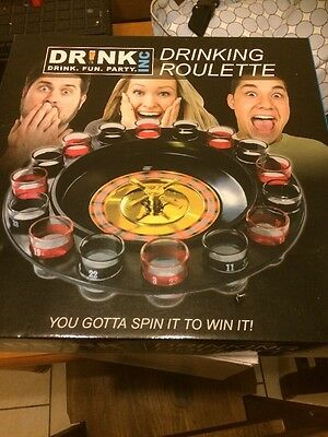 Drinking Roulette Game New