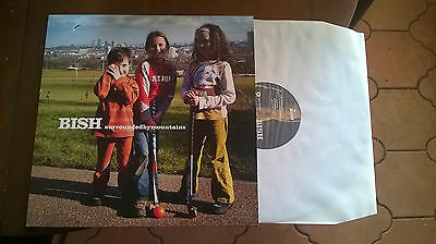 pogues BISH  SURROUNDEDBYMOUNTAINS new 2008 UK VINYL LP