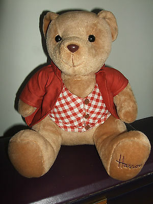 Harrods Bear in original condition never been on display or played with 2010