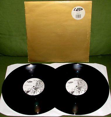 """LOOP Fade Out ORIG 1st UK 1988 CHAPTER 22 LTD EDITION 2 x 45"""" CHAP LLP34"""