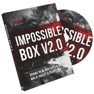 The Impossible Box 2.0 by Ray Roch - Card Magic Trick