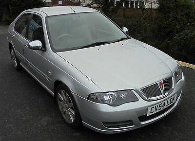 2004 Rover 45 Connoisseur Td Diesel - 39K! - Service History - 1 Previous Owner