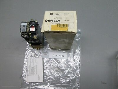 Allen Bradley 700-PL200A1 Ser D Mechanical Latching Relay 700-PLLA1 New In Box