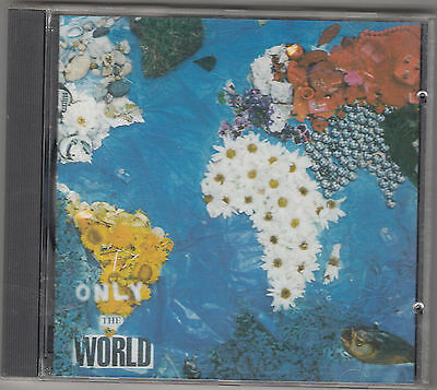 TO HELL WITH BURGUNDY - only the world CD