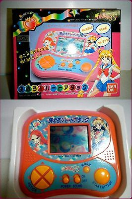 Sailor Moon S Bandai  GAME 1994 KIMEO Attack Sound Talking play game