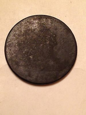1800 Large Cent US Coin Penny