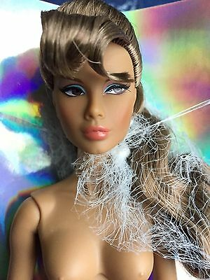 """FR Gloss Fashion Royalty Alysa Color Infusion 12"""" Doll 2014 Integrity Style Lab"""