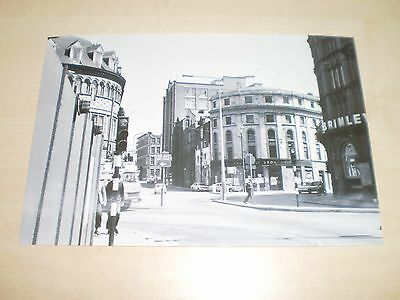 1975 Photograph Of Liverpool Casartelli Building Hanover St Modern Print Off Old