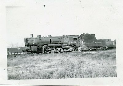6E323 Rp 1936 Northern Pacific Railroad Engine #1853 Forsyth Mt