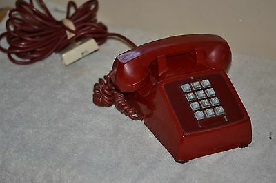 Vintage Bell System Western-Electric 2500 Push Button Telephone