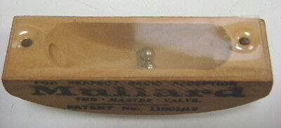 Roly Poly Puzzle - For Perfect Radio Reception, Mullard the Master Valve