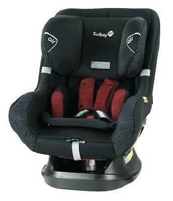 NEW SAFETY 1ST SUMMIT AP CONVERTIBLE Child CAR SEAT with * AIR PROTECT* - RED
