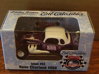 Rene Charland #888 NASCAR Modified Chevy Coupe 1/64 ERTL