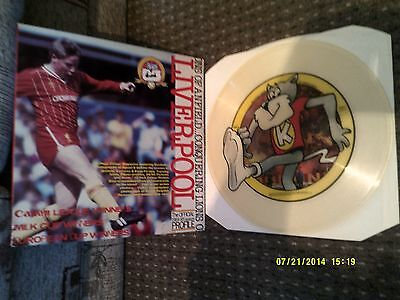 Liverpool FC Fan Club Pack 84/85 season. Pic Disc & 32 page Mag.