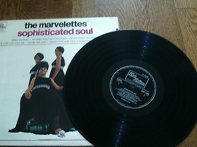 The Marvelettes -  Sophisticated Soul - STML 11090