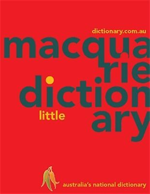 Macquarie Little Dictionary by Macquarie Dictionary - Paperback - NEW - Book