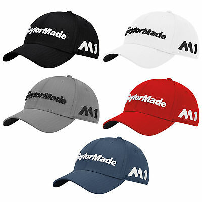 TaylorMade Tour Radar 2017 M1 TP5 Performance Structured Golf Cap Hat