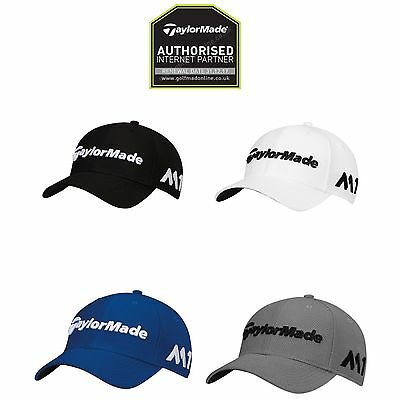 """TaylorMade New Era Tour 39Thirty Stretch Hat Structured Mens Golf Cap """"NEW 2017"""""""
