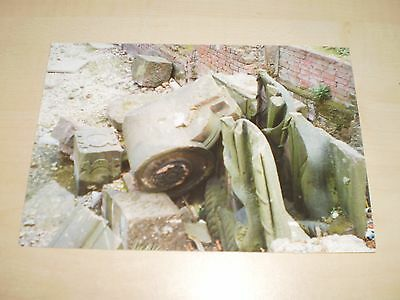 1980s Original Photograph Of Liverpool Sailors Home Remains Of Old Stonework