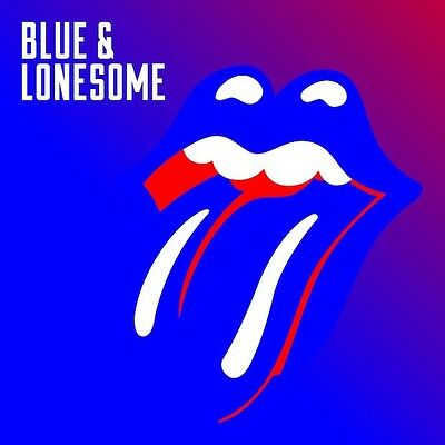 The Rolling Stones Blue And Lonesome New Sealed Vinyl 2Lp & Download In Stock