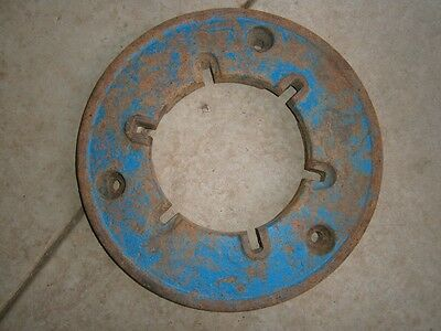 Vintage Ford, Fordson Tractor Rear Wheel Weight