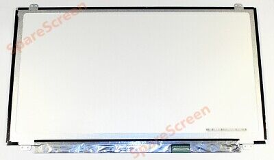 "HP 15-Ay006nl LCD Display Schermo Screen 15.6"" 1366x768 HD LED 30pin fjv"