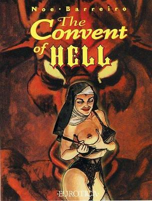 The Convent of Hell by Noe, Barreiro (Paperback, 1998)