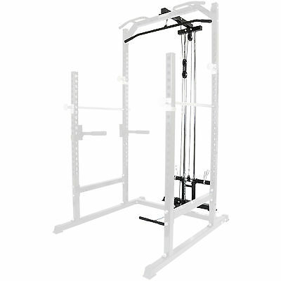 SALE MIRAFIT Cable Upgrade Kit for Half Power Cage Lat Pull Down Ex Display #309