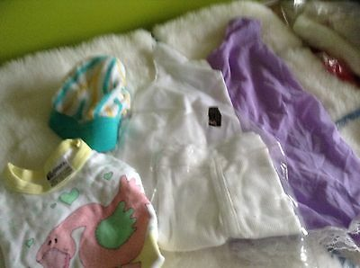 VINTAGE AUTHENTIC CLOTHING CHILDRENS/BABIES VARIOUS BUNDLE   UNUSED  70s