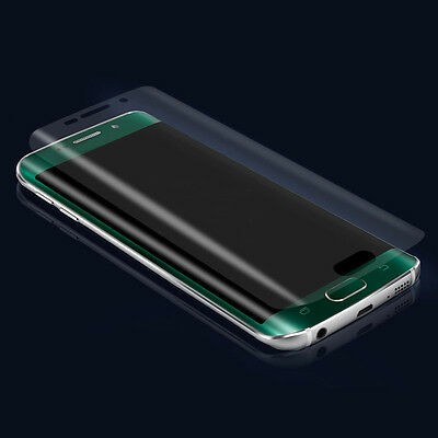Full Coverage Tempered Glass Film Protector for Samsung Galaxy s6 Edge DE