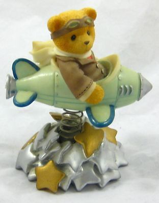 """1999 Cherished Teddies Milton """"Wishing for a Future as Bright as the Stars"""""""