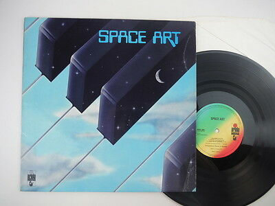 Space Art,Space Art,Ambient synth pop,LP
