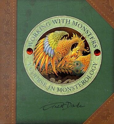 Working with Monsters (Monsterology) (Hardcover), Dugald Steer, 9781840117530