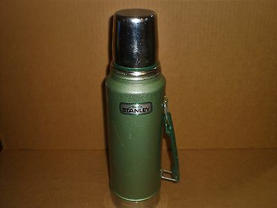 Stanley Thermos, A-994DH, Stainless Steel, 1 Quart, Nice condition, 1991
