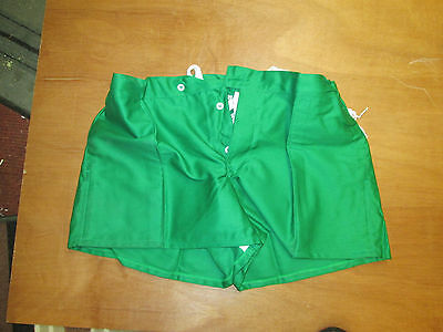"Traditional Rugby Union shorts, size 44"", new. Made in UK"
