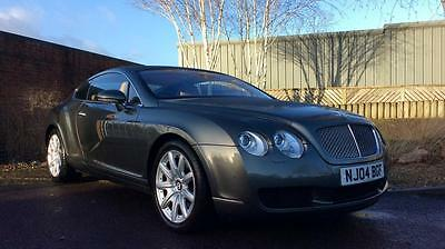 2004 Bentley Continental GT 6.0 W12 2dr Automatic Petrol Coupe