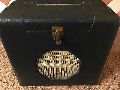 Vintage Battery Valve Radio,Roberts P4D,1940s,Very Nice Set,As Found,Not Working