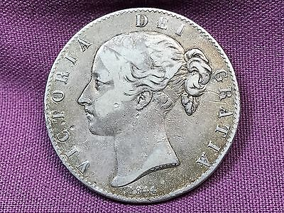 T2: World Coin Great Britain 1844 Crown
