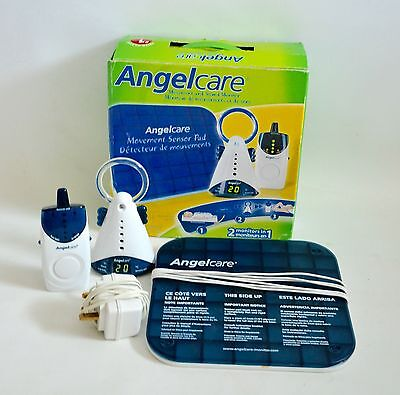 The Angelcare Baby Movement & Sound Monitor AC301 VCG