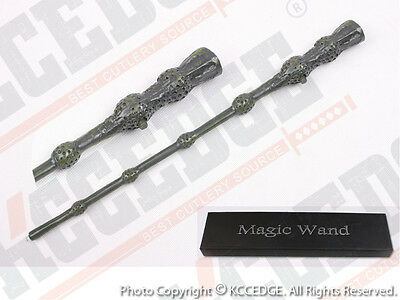 Harry Potter Movie Hogwarts Dumbledore Magic Wand LED LIGHT UP Cosplay Halloween