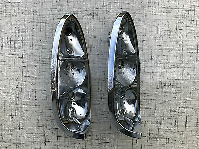 VW Type 3 Taillight Bulbholders '61-'69 Volkswagen Squareback Notchback Fastback