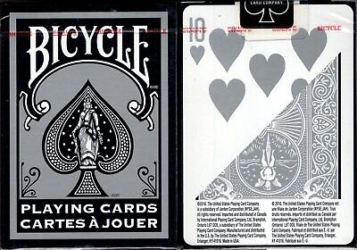 Singularity Playing Cards Poker Size Deck USPCC Custom Limited Edition New