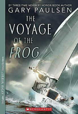 Gary Paulsen the Voyage of the Frog (2009, Paperback) BRAND NEW BOOK