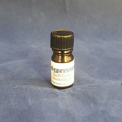 Spell Caster Anointing Oil 5ml - Magickal Oil - Add Power to Spells and Rituals