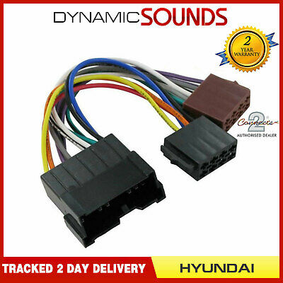 CT20NS06 CAR STEREO ISO Harness Adaptor Wiring Loom for