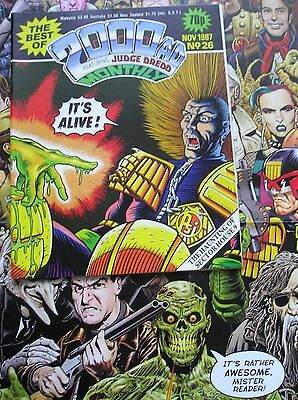 The Best Of 2000 Ad No.26