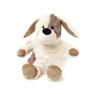Intelex Cozy Plush Medium Dog Fully Microwavable Heatable Bed Time Warmer Toy