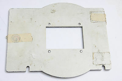 """Omega D Series Negative Carrier 2 1/4 x 3 1/4"""" SHEET 50x77mm 423-361 USED N833"""